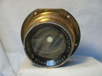 '           300mm 5.5 Goerz Berlin-SUPER RARE-GREAT BOKEH- ' 300mm 5.5 BRASS Large Lens £199.99